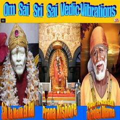 Om Sai Sri Sai Vedic Vibrations