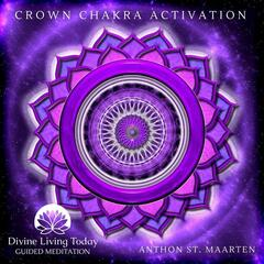 Crown Chakra Activation (Guided Meditation)