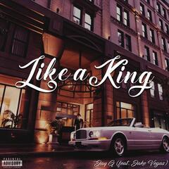 Like a King (feat. Jake Vegas)
