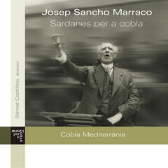 Josep Sancho Marraco. Sardanes Per a Cobla