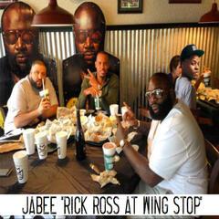 Rick Ross at Wingstop