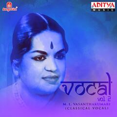 Vocal: M. L. Vasanthakumari, Vol. 2