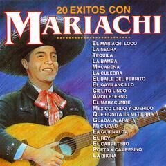20 Éxitos Con Mariachi