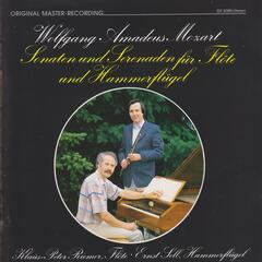 Mozart: Sonatas and Serenades for Flute and Fortepiano