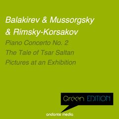 Green Edition - Russian Composers: Piano Concerto No. 2 & Pictures at an Exhibition