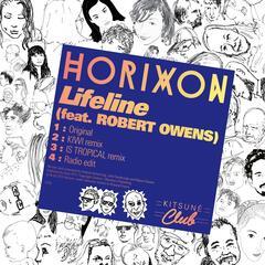 Kitsuné: Lifeline (feat. Robert Owens) - EP
