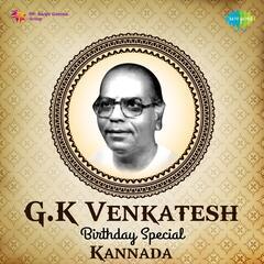G.K. Venkatesh - Birthday Special