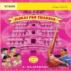Slokas for Children, Vol. 3