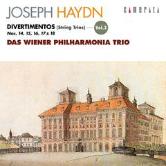 Haydn: Divertimentos, Vol. 3