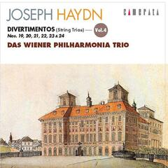 Haydn: Divertimentos, Vol. 4