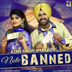 Note Banned
