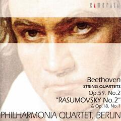 Beethoven: String Quartets Nos. 1 & 2