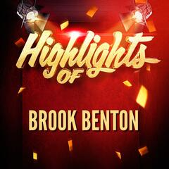 Highlights of Brook Benton