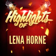 Highlights of Lena Horne