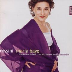 Rossini: Opera arie e sinfonie