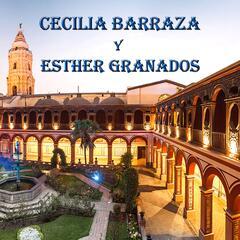 Cecilia Barraza y Esther Granados