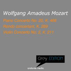 Grey Edition - Mozart: Piano Concerto No. 20, K. 466 & Violin Concerto No. 2, K. 211
