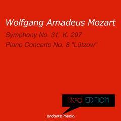 """Red Edition - Mozart: Symphony No. 31 """"Paris Symphony"""" & Piano Concerto No. 8 """"Lützow"""""""