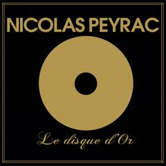Nicolas Peyrac, le disque d'or