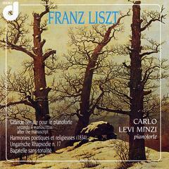 Liszt: Grande Sonate pour le pianoforte, Harmonie poétiques et religieuses (1834)...