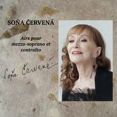 Soňa Červená: airs pour contralto et mezzo-soprano