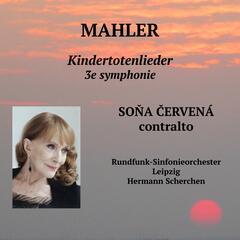 Soňa Červená chante Mahler
