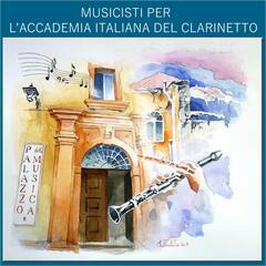 Musicisti per l'accademia italiana del clarinetto