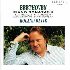 Piano Sonatas II