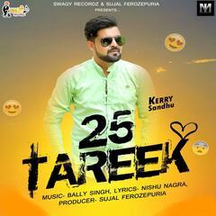 25 Tareek
