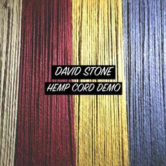 Hemp Cord Demo