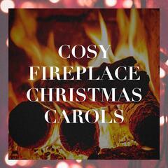 Cosy Fireplace Christmas Carols