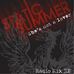 She's Not A Lover: Radio Remix EP