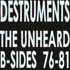 The Unheard B-Sides 76-81