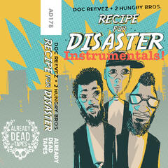 Recipe For Disaster (Instrumentals)
