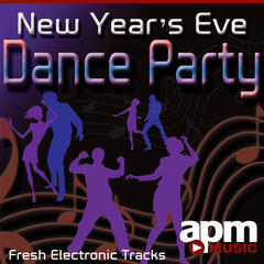 New Year's Eve Dance Party: Fresh Electronic Tracks