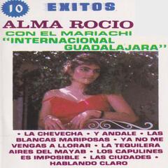 10 Exitos Con El Mariachi Internacional Guadalajara