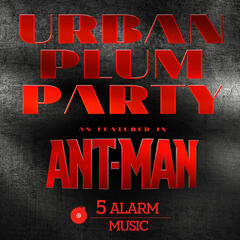 """Urban Plum Fairy (As Featured in """"Ant-Man"""") - Single"""