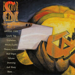 Horror Terror: Frighting Sound Effects Vol 2