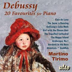 Debussy: 20 Favourites for Piano