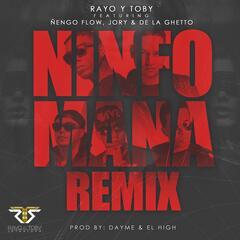 Ninfomana (feat. Ñengo Flow, Jory & De La Ghetto) [Remix]