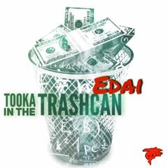 Tooka In the Trashcan