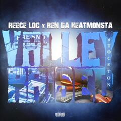 Valley Raised (feat. Ren Da Heatmonsta)