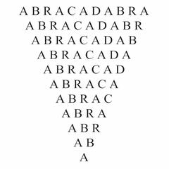 3rd Eye Magic: Abracadabra