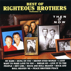 Best Of The Righteous Brothers, Vol. 2 - Then & Now