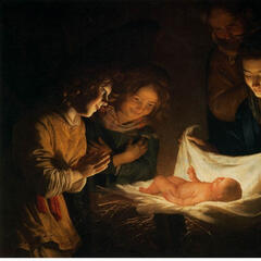 Sleeping Baby Messiah