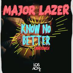 Know No Better Moombahton Remix