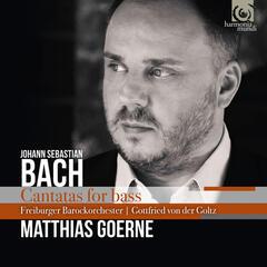 Bach: Cantatas for Bass
