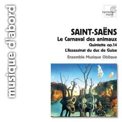 Saint-Saëns: Le carnaval des animaux