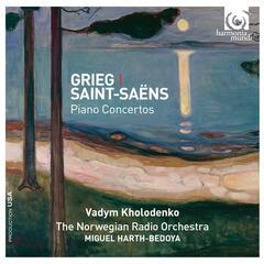 Grieg, Saint-Saëns: Piano Concertos