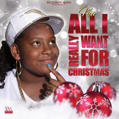 ALL I REALLY WANT FOR CHRISTMAS